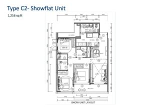 nyon-showflat-unit-floor-plan-3-bedroom-type-c2-singapore