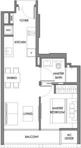 nyon-12-amber-1-bedroom-type-a-singapore