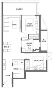 nyon-12-amber-2-bedroom-type-b1-singapore