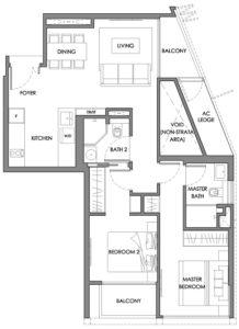 nyon-12-amber-2-bedroom-type-b2-singapore